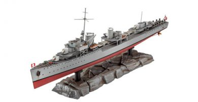 Maquetas de Barcos de Guerra