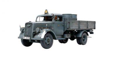 Maquetas de Camiones Militares