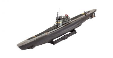 Maquetas de submarinos